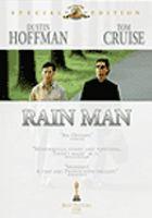 Cover image for Rain man [videorecording DVD]