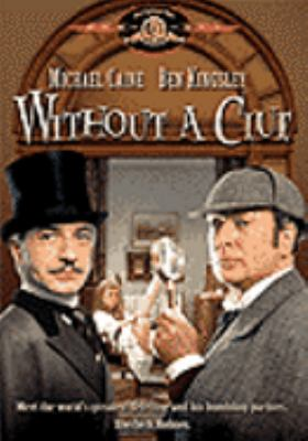 Cover image for Without a clue