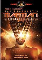 Cover image for Ray Bradbury's the Martian chronicles