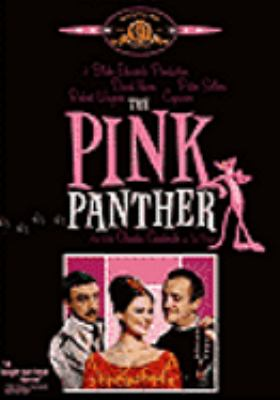 Cover image for The Pink Panther (Peter Sellers version)