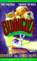 Cover image for Bunnicula a rabbit-tale of mystery