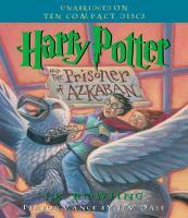 Imagen de portada para Harry Potter and the prisoner of Azkaban. bk. 3 Harry Potter series