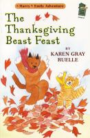Cover image for The Thanksgiving beast feast