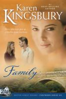 Cover image for Family. bk. 4 : Firstborn series