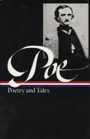 Cover image for Poetry and tales