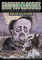 Cover image for Edgar Allan Poe. Volume 1 : Graphic classics series