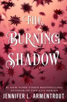Cover image for The burning shadow. bk. 2 Origin series