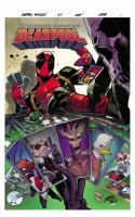 Cover image for Deadpool [graphic novel] : too soon?
