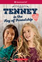 Imagen de portada para Tenney in the key of friendship. bk. 2 : American girls collection. Tenney series