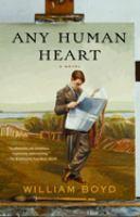 Imagen de portada para Any human heart : a novel