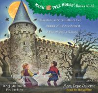 Cover image for Magic tree house CD collection. Books 30-32