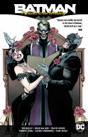 Cover image for Batman [graphic novel] : Preludes to the wedding