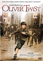 Cover image for Oliver Twist (Ben Kingsley version)