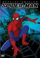 Cover image for Spider-Man, the new animated series
