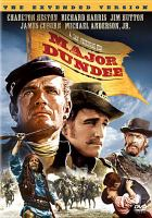 Cover image for Major Dundee