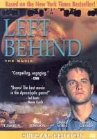Cover image for Left behind [the movie]