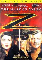 Cover image for The mask of Zorro