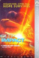 Cover image for Deep impact