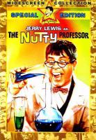 Cover image for Nutty professor [videorecording DVD] : (Jerry Lewis version)