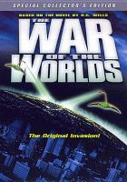 Cover image for The war of the worlds (Gene Barry version)