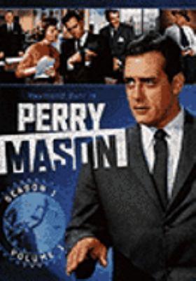 Cover image for Perry Mason. Season 1, Vol. 1