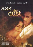 Cover image for Ask the dust