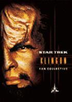 Cover image for Star Trek fan collective. Klingon