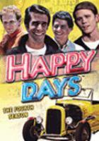 Imagen de portada para Happy days. Season 4, Complete [videorecording DVD]