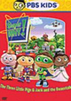 Imagen de portada para Super why! Jack and the beanstalk and other fairy tale adventures