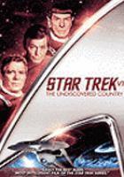 Imagen de portada para Star Trek VI the undiscovered country