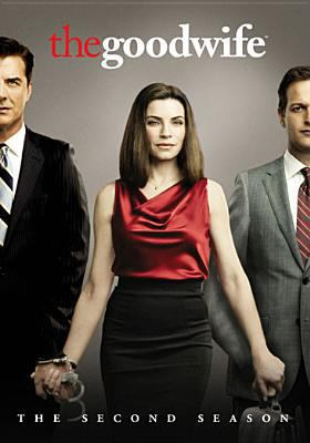 Cover image for The good wife. Season 02, Complete [videorecording DVD]