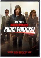 Imagen de portada para Mission: impossible. Ghost protocol