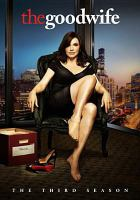 Cover image for The good wife. Season 03, Complete