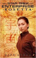Cover image for Rosetta : Star Trek Enterprise series