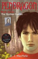 Imagen de portada para The Quillan games. bk. 7 : Pendragon series