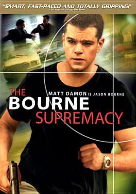 Cover image for The Bourne supremacy