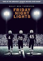 Cover image for Friday night lights