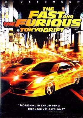 Cover image for The fast and the furious. Tokyo drift