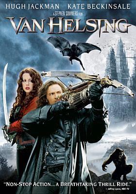 Cover image for Van Helsing