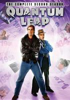 Cover image for Quantum leap. Season 2, Complete
