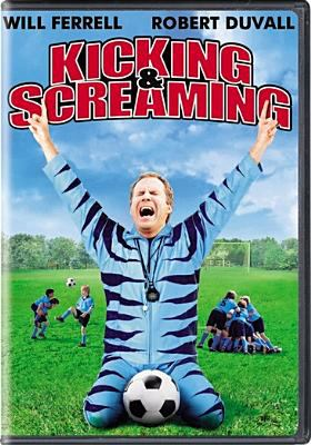 Cover image for Kicking & screaming