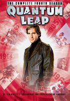 Cover image for Quantum leap. Season 4, Complete