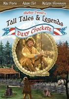 Cover image for Davy Crockett Tall tales & legends