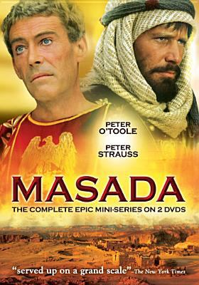 Cover image for Masada
