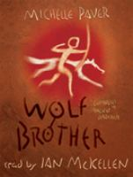 Imagen de portada para Wolf brother. bk. 1 [sound recording CD] : Chronicles of ancient darkness series