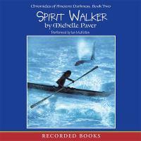Imagen de portada para Spirit Walker. bk. 2 Chronicles of ancient darkness series
