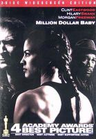Cover image for Million dollar baby