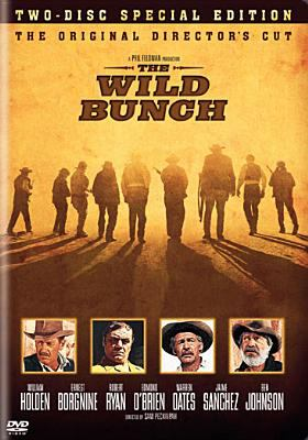 Cover image for The wild bunch