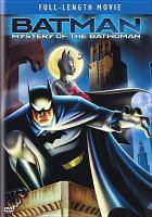 Cover image for Batman. Mystery of the Batwoman