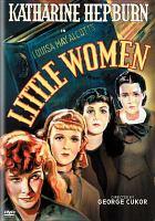 Imagen de portada para Little women [videorecording DVD] (Katharine Hepburn version)